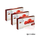เห็ดหลินจือแดงสกัดเข้มข้น 100% ชนิดแคปซูล ชุดประหยัด 3 กล่อง