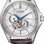 นาฬิกาข้อมือผู้ชาย Citizen รุ่น NP1010-01A, Luxury Automatic Japan Sapphire