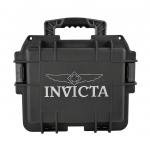 กล่องใส่นาฬิกา Invicta รุ่น DC3BLK, Invicta Collectors Three Slot Watch Box in Black