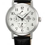 นาฬิกาผู้ชาย Orient รุ่น EZ09005W, Automatic Power Reserve