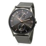 นาฬิกา ชาย-หญิง Skagen รุ่น SKW6180, Holst Multifunction Mesh Quartz Unisex Watch