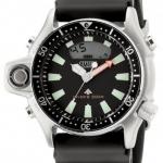 นาฬิกาข้อมือผู้ชาย Citizen รุ่น JP2000-08E, Promaster Aqualand Classic Divers 200m Watch