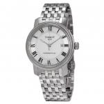 นาฬิกาผู้ชาย Tissot รุ่น T0974071103300, BRIDGEPORT POWERMATIC 80