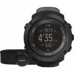 นาฬิกา ผู้ชาย - ผู้หญิง Suunto รุ่น SS021964000, Ambit 3 Vertical Black HR Outdoor Multi-Sports GPS Watch