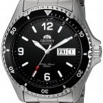 นาฬิกาผู้ชาย Orient รุ่น FAA02001B9, Mako II Diver Automatic 200M