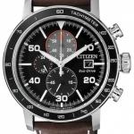 นาฬิกาผู้ชาย Citizen Eco-Drive รุ่น CA0641-24E, Chronograph Sport