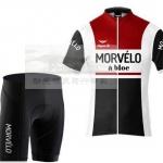 ชุดจักรยานแขนสั้น MORVELO 02
