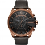 นาฬิกาผู้ชาย Diesel รุ่น DZ4459, Mega Chief Chronograph Men's Watch