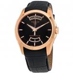 นาฬิกาผู้ชาย Tissot รุ่น T0354073605101, Couturier Powermatic 80 Rose Gold Tone