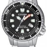 นาฬิกาผู้หญิง Citizen Eco-Drive รุ่น EP6050-68E, Promaster Marine 200m