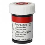 สีเจล สีไอซิ่ง วิลตัน สีแดงคริสต์มาส Wilton Christmas Red Icing Colorว