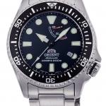 นาฬิกาผู้ชาย Orient รุ่น RA-EL0001B00B, Scuba Diver's 200M Automatic Mechanical Power Reserve