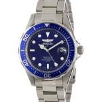 นาฬิกาผู้ชาย Invicta รุ่น INV9204, Invicta Pro Diver 200M Quartz Blue Dial
