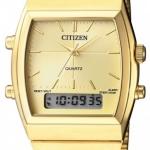 นาฬิกาข้อมือ ชาย & หญิง Citizen รุ่น JM0542-56P, Ana-Digi Chronograph Alarm Watch