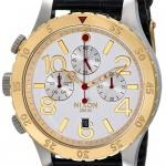 นาฬิกาผู้ชาย Nixon รุ่น A3631884, 48-20 Chrono Leather