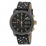 นาฬิกา ชาย-หญิง Diesel รุ่น DZ5432, Flare Chronograpg Leather Unisex