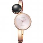 นาฬิกาผู้หญิง Citizen Eco-Drive รุ่น EW5496-52W, Ambiluna Sapphire Elegant