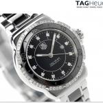 นาฬิกาผู้หญิง Tag Heuer รุ่น WAH1312.BA0867, FORMULA 1 Ceramic & Diamonds 200M
