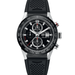 นาฬิกาผู้ชาย Tag Heuer รุ่น CAR201Z.FT6046, Carrera Chronograph Automatic Calibre Heuer 01