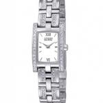 นาฬิกาผู้หญิง Citizen Eco-Drive รุ่น EG2357-59A, Swarovski Sapphire