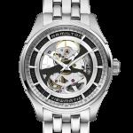 นาฬิกาผู้ชาย Hamilton รุ่น H42555151, Jazzmaster Viewmatic Skeleton Automatic