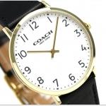 นาฬิกาผู้ชาย Coach 14602125, SLIM EASTON