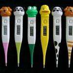 SOS Digital Thermometer รูปสัตว์น่ารัก