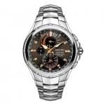 นาฬิกาผู้ชาย Seiko รุ่น SSC561, Coutura Solar Chronograph Perpetual Calendar Diamond