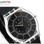 นาฬิกาผู้หญิง Swatch รุ่น SFK361, Black Classiness