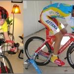 การฝึกร่างกายสำหรับแข่งจักรยาน