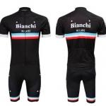 (พร้อมส่ง) ชุดจักรยานแขนสั้น Bianchi Milano ราคาส่ง