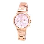 นาฬิกาผู้หญิง Citizen รุ่น BM1-121-91, Casual Chrono Analog Rose Gold Watch