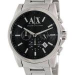 นาฬิกาผู้ชาย Armani Exchange รุ่น AX2084, Chronograph Black Dial