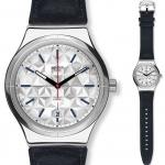 นาฬิกาผู้ชาย Swatch รุ่น YIS408, Irony Sistem Puzzle Automatic Men's Watch