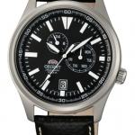 นาฬิกาผู้ชาย Orient รุ่น FET0N002B0,Sport Defender Multi-Eye Function Automatic Men's Watch