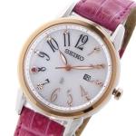 นาฬิกาผู้หญิง Seiko รุ่น SUT306J1, Lukia Solar Japan Made