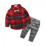 ID471- เสื้อ+กางเกง 5 ชุด /แพค ไซส์ 100-140