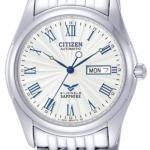 นาฬิกาผู้ชาย Citizen รุ่น NH8240-57A, Sapphire Japan Automatic WR 50m