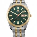 นาฬิกาผู้ชาย Orient รุ่น SAB0C008F8, 3 Star Automatic Japan AB0C008F8