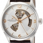 นาฬิกาผู้ชาย Hamilton รุ่น H32705551, Jazzmaster Viewmatic Open Heart Automatic