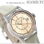 นาฬิกาผู้หญิง Hamilton รุ่น H40405821, American Classic Railroad Automatic