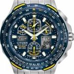 นาฬิกาข้อมือผู้ชาย Citizen Eco-Drive รุ่น JY0040-59L, Promaster Blue Angels Skyhawk Radio Controlled