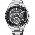 นาฬิกาผู้ชาย Citizen Eco-Drive รุ่น CC9015-54E, SATELLITE-WAVE F900