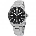 นาฬิกาผู้ชาย Tag Heuer รุ่น WAY111A.BA0928, Aquaracer Quartz 300M
