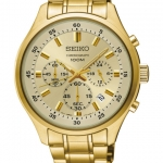 นาฬิกาผู้ชาย Seiko รุ่น SKS592P1, Chronograph Quartz