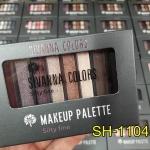 sivanna color makeup palette อายเเชร์โดว์ทาตา8สี+บลัชออนปัดเเก้ม2สี พร้อมเเปรง ราคา 110 บาท #เครื่องสำอางราคาถูก #เครื่องสำอางแบรนด์เนม #ขายส่ง #เครื่องสำอาง #ขายส่งราคาถูก #เครื่องสำอางค์แบรนด์ #อายเเชร์โดว์ #ทาตาsivanna #sivannacolorpalette #diamondeyes