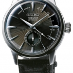นาฬิกาผู้ชาย Seiko รุ่น SSA345J1, Presage Cocktail Blue Moon Power Reserve Japan Made