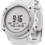 นาฬิกาข้อมือผู้ชาย - ผู้หญิง Suunto รุ่น SS018735000, Core Aluminum Pure White Outdoor Watch