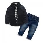 ID456- เสื้อ+กางเกง 6 ชุด /แพค ไซส์ 90-140
