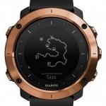 นาฬิกา ผู้ชาย - ผู้หญิง Suunto รุ่น SS023443000, Traverse Alpha Copper